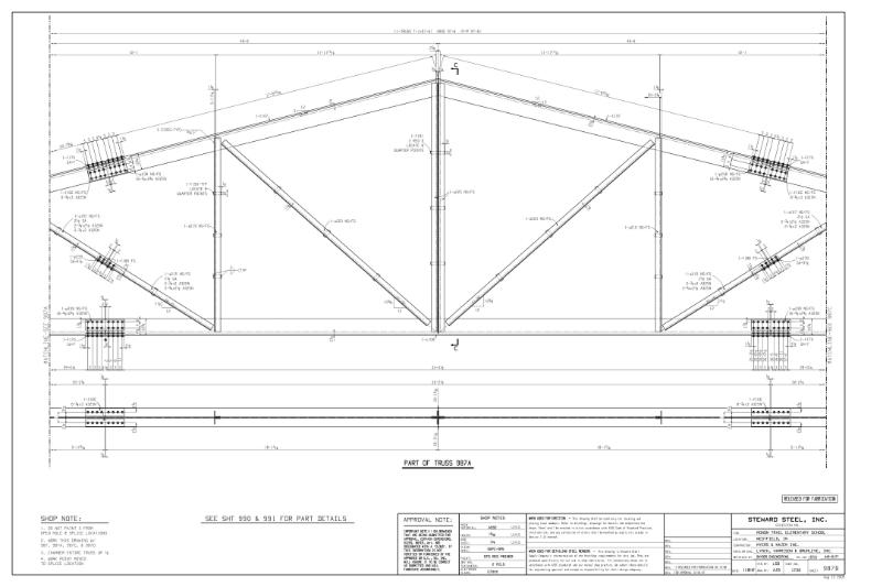 truss-detail